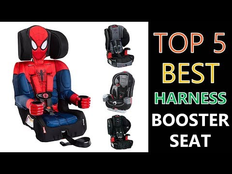 Best Harness Booster Seat 2018