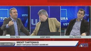 Ustura-Ahmet Nesin Konuklar-Yücel Özdemir-Erdal Tekin 3 Şubat 2019