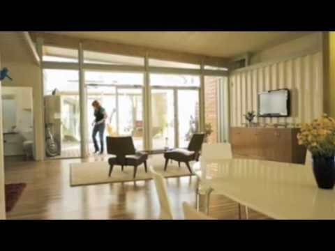 Shipping Container Homes Interiors Youtube