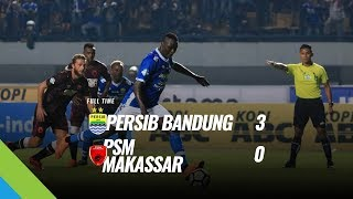 Download Video [Pekan 10] Cuplikan Pertandingan Persib Bandung vs PSM Makassar, 23 Mei 2018 MP3 3GP MP4
