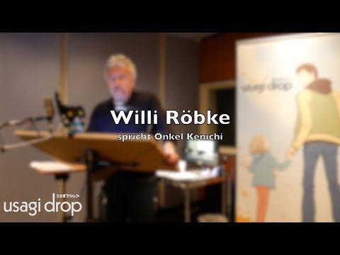 USAGI DROP Synchronclip #1: Willi Röbke spricht Onkel Kenichi (4K)