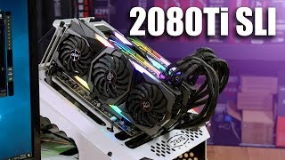 RTX 2080Ti SLI - These results are INSANE