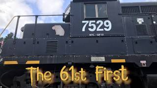 The 61st First