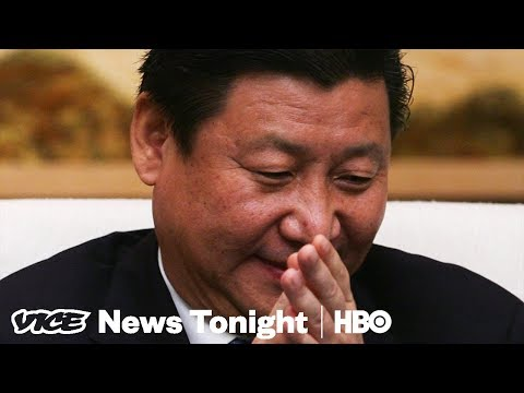 China's Limitless Ruler & Boycotting The Russian Election: VICE News Tonight Full Episode (HBO)