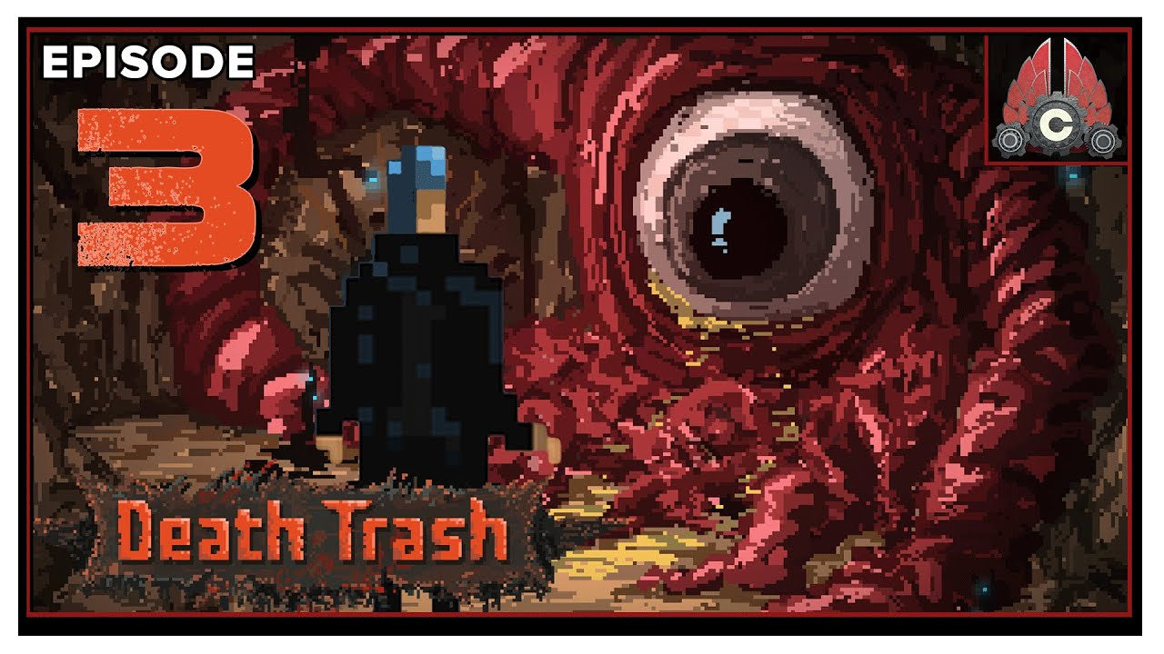 CohhCarnage Plays Death Trash Early Access - Episode 3