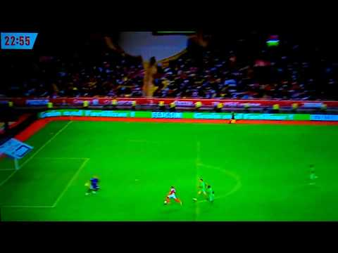 Monaco - Saint Étienne : Résumer des buts (2-0) !