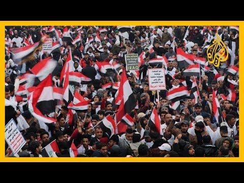 العراق.. مظاهرات ضد الوجود الأجنبي دعا إليها التيار الصدري  - نشر قبل 34 دقيقة