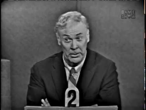 To Tell the Truth - Professor of horserace betting; Tropical fish authority (Sep 11, 1966)