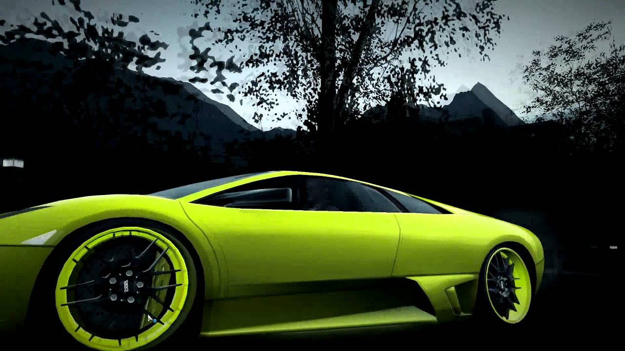 Need For Speed World Beautiful Cars Fast Cars Police Chase - Beautiful fast cars