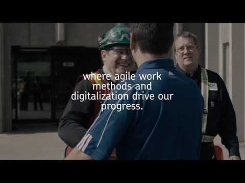 SKF - Ways of working