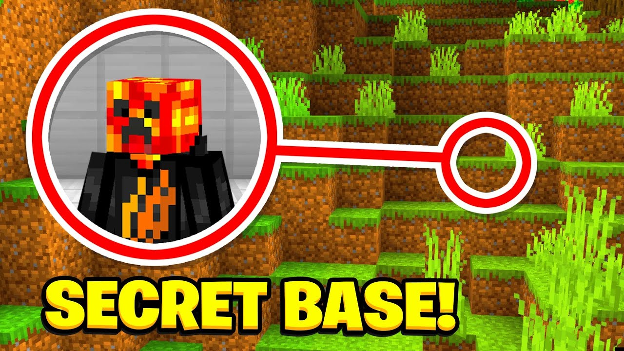 Minecraft   I Found Preston Playz Secret Base   Ps3  Xbox360  Ps4  Xboxone  Pe  Mcpe