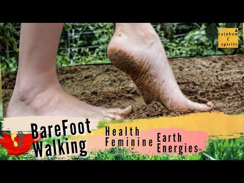 rainbowCspirits - BeWithTheNature - BareFootWalking-AcupressureWalkingTrack-Feminine&EarthEnergies