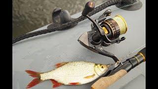 Рибалка з комплектом Stinger INNOVA Ultralight
