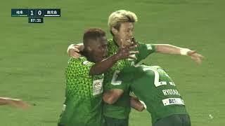 FC岐阜vs鹿児島ユナイテッドFC J3リーグ 第13節