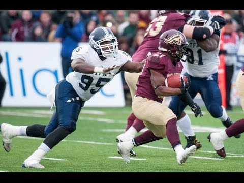 Kyle Forde    QB's Worst Nightmare    STFX All-Time Sack Leader