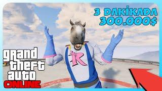 GTA Online - Kumarhanede 3 Dakikada 300.000$ Zengin Olun (PC/PS4)