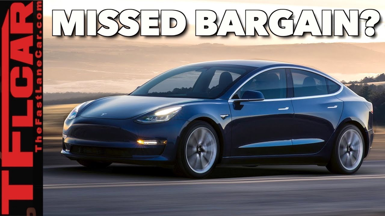 We Just Ordered a New Cheap Tesla and Then THIS Happened ...