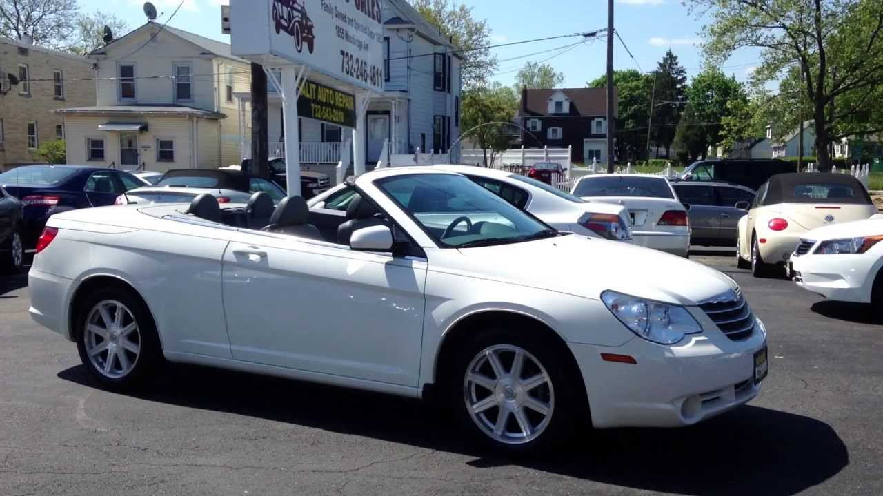 Watch on 2004 chrysler sebring touring