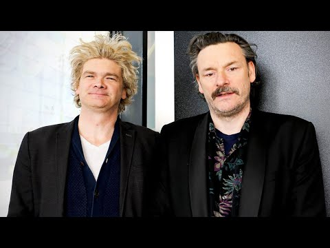 Julian Barratt and Simon Farnaby reveal their Comedy Heroes
