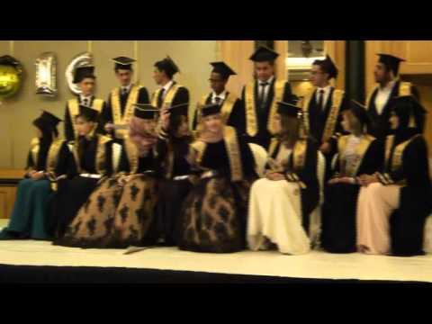Rana's IGCSE Graduation 2016