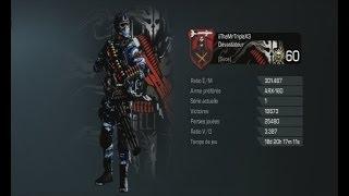 HACK Ghost : Prestige 10+Unlock+Stats+ Jetons Esquades+MNIGUN +Instant Specialist dans la Classe