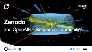Zenodo and OpenAIRE Research Communities (OpenAIRE-connect workshop at DI4R2018)