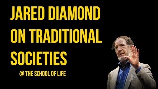 Video Jared Diamond on Traditional Societies download MP3, 3GP, MP4, WEBM, AVI, FLV April 2017