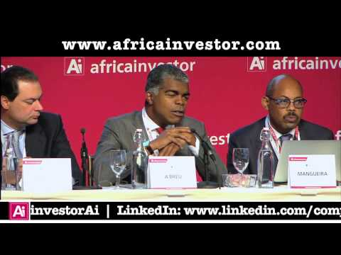 Ricardo A'breu, Vice-Governor, Central Bank of Angola, Ai CEO Institutional Investment Summit 2013