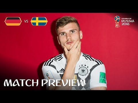 Timo Werner (Germany) - Match 27 Preview - 2018 FIFA World Cup™