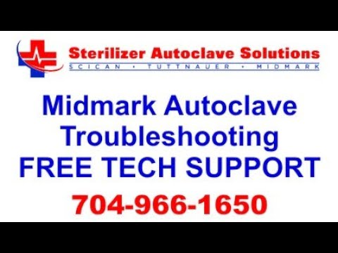 Midmark Troubleshooting - FREE Technical Support
