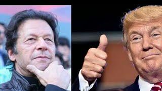 Imran Khan is 'Pakistan's Donald Trump':
