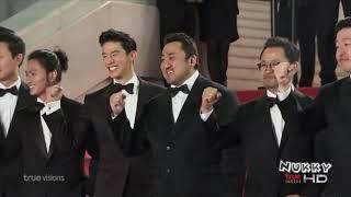 ทีมนีกแสดง The Gangster, The Cop, The Devil ร่วมเดินพรมแดงงาน Cannes International Film Festival