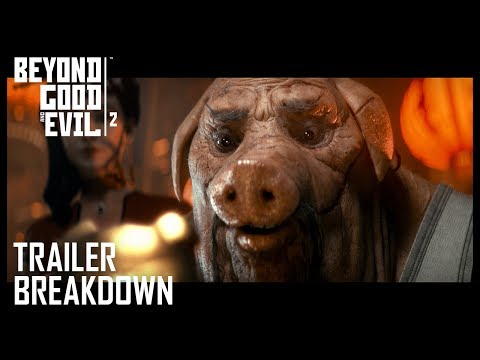 Watch the stunning new trailer for Beyond Good & Evil 2