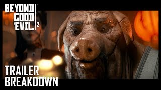 Beyond Good and Evil 2: E3 2017 Trailer Breakdown with Michel Ancel  | Ubisoft [US]