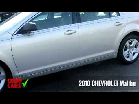 Credit Cars: 2010 Chevrolet Malibu