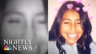 13-Year-Old Commits Suicide After Being Bullied At School | NBC Nightly News