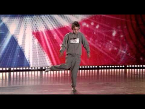 Amazing Dancer -Norske Talenter 2011 - Tord (10 years old)