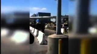Detienen a conductor en garita de San Ysidro