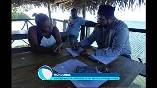 Ahmadiyya Muslim Community visit to Honduras
