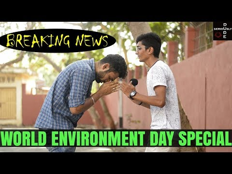 HURTI / BREAKING NEWS - WORLD ENVIRONMENTAL DAY