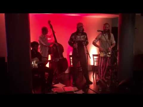 Jimbino Vegan and the Jazz Cannibals: Blue Sky