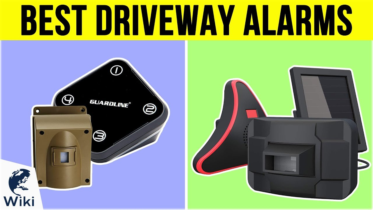 10 Best Driveway Alarms 2019 You