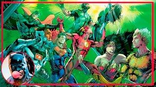 10 Фактов о ЛИГЕ СПРАВЕДЛИВОСТИ.Justice League. Dc Comics.