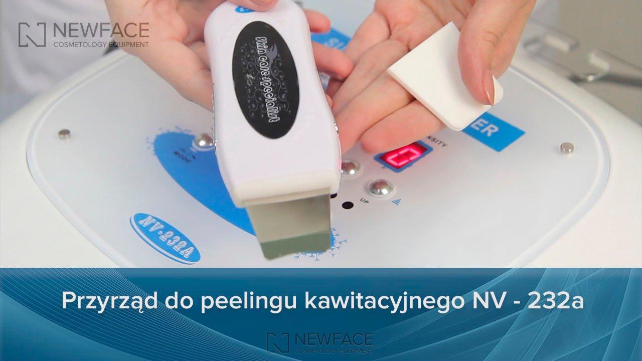 Urządzenie do peelingu kawitacyjnego NV-232A