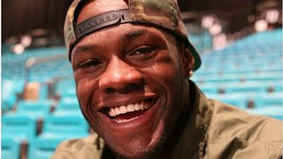 DEONTAY WILDER: YOU DONT NEED SKILL IN THE HEAVYWEIGHT DIVISION!!!