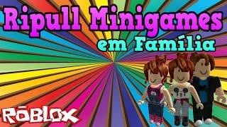 ROBLOX-RIPULL MINIGAMES (FAMILY)