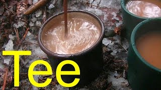 Auf eine Tasse Tee in den Wald und ein sehr interessantes Buch | Wanderfalke