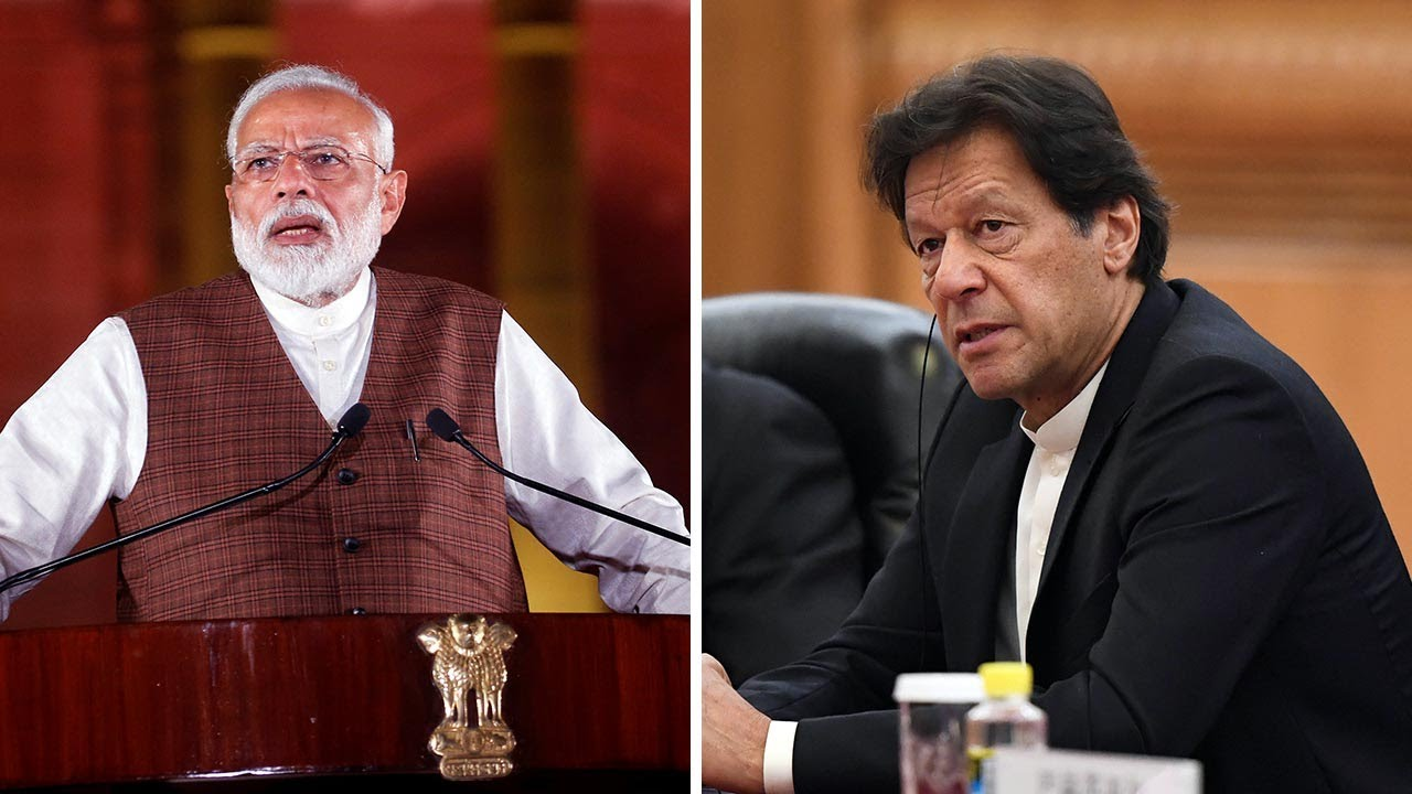 Pakistan PM Imran Khan calls Narendra Modi to congratulate him on election  victory - YouTube
