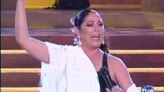 Isabel Pantoja - Gala Feliz 2008! Tve - Cuna Cañí