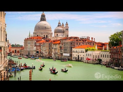 Venice - Video Travel Guide | Expedia Asia